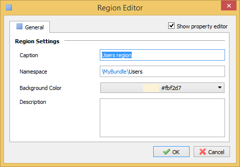 Skipper region namespace settings