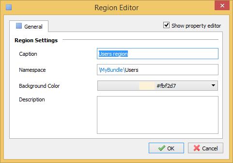 Skipper region namespace settings